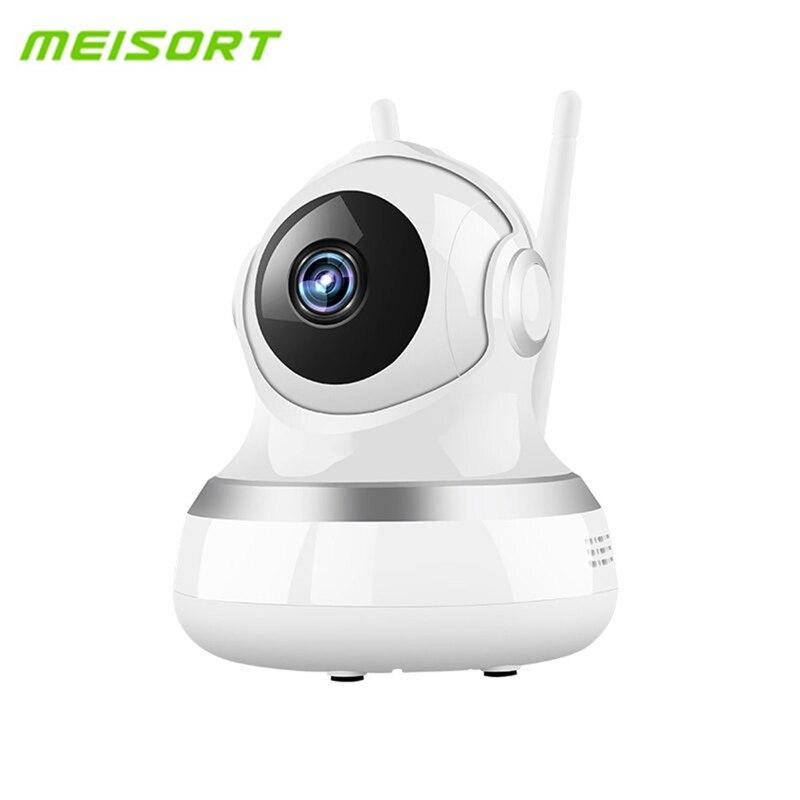 Meisort 1080 P HD WIFI IP Камера Беспроводной видеонаблюдения Видео Камера аудио запись Видеоняни и радионяни CCTV Камера Ночное видение