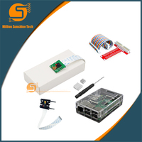 Raspberry Pi Camera Camera Bracket Case Box GPIO Kit Heat Sink Screwdriver For Raspberry Pi 3