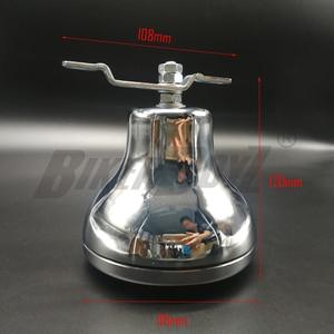 Image 3 - מכירה לוהטת אוניברסלי עמיד למים אופנוע 12 V פעמון צופר עבור משאית אופנוע
