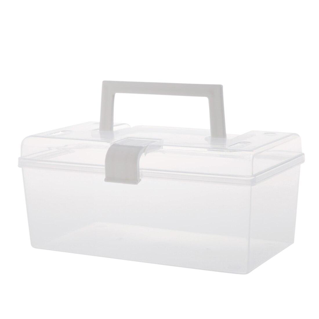 "Heavy-Duty 33/"" Black//Blue Triple Mesh-Bag Storage-Bin Tote Container Organizer"