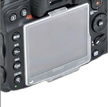 NEW Digital Camera Screen Protective Cover for Nikon D200 (Travel Essentials Hard Crystal)