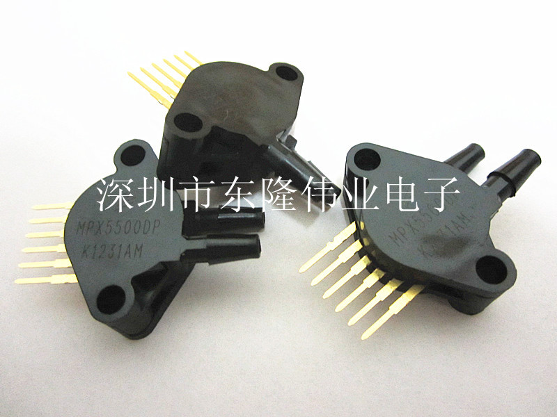 Free shipping the Freescale pressuer sensors MPX5500DP  100% new,5pcs a lot! free shipping the freescale pressuer sensors mpx2100dp 100% new 5pcs a lot