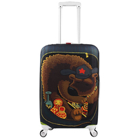 Travel On Road Luggage Cover Protective Suitcase Cover Trolley Case Travel Luggage Dust Cover For 18