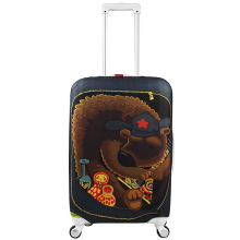 ФОТО Travel on Road Luggage Cover Protective Suitcase cover Trolley case Travel Luggage Dust cover for 18 to 32 inch