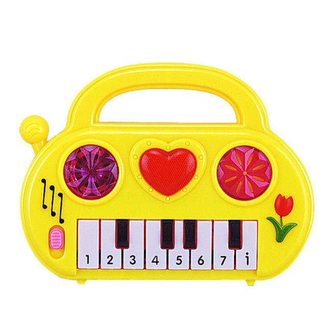 Chico Juguete Niños Niñas Bebé Nuevo Instrumento Musical Electrónico Cumpleaños Chico Efecto De Eco Sabiduría Desarrollar Chico S De La Infancia