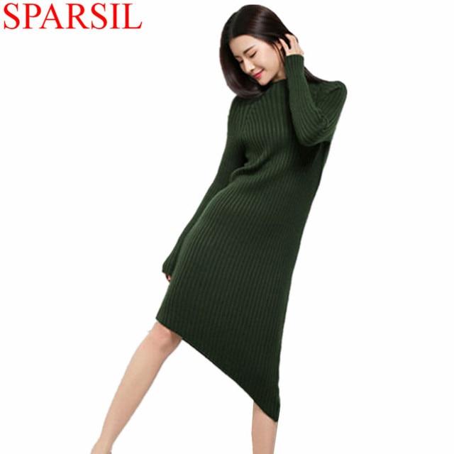 Зимние женское платье