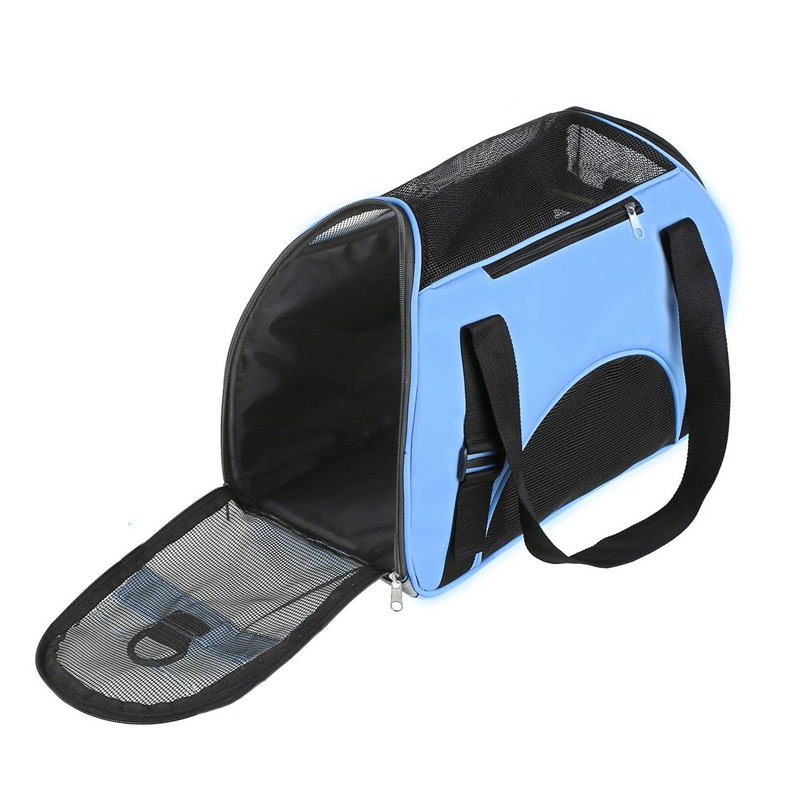 Portable Travel Pet Carrier For Cat Dog Backpack Carrying Handbag Small Dog Shoulder Sling Bag For Puppy Kitten Chihuahua Animal #3
