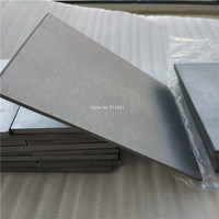Grade 5 Titanium Sheet GR5 Titanium Plates 2 5mm Thickness