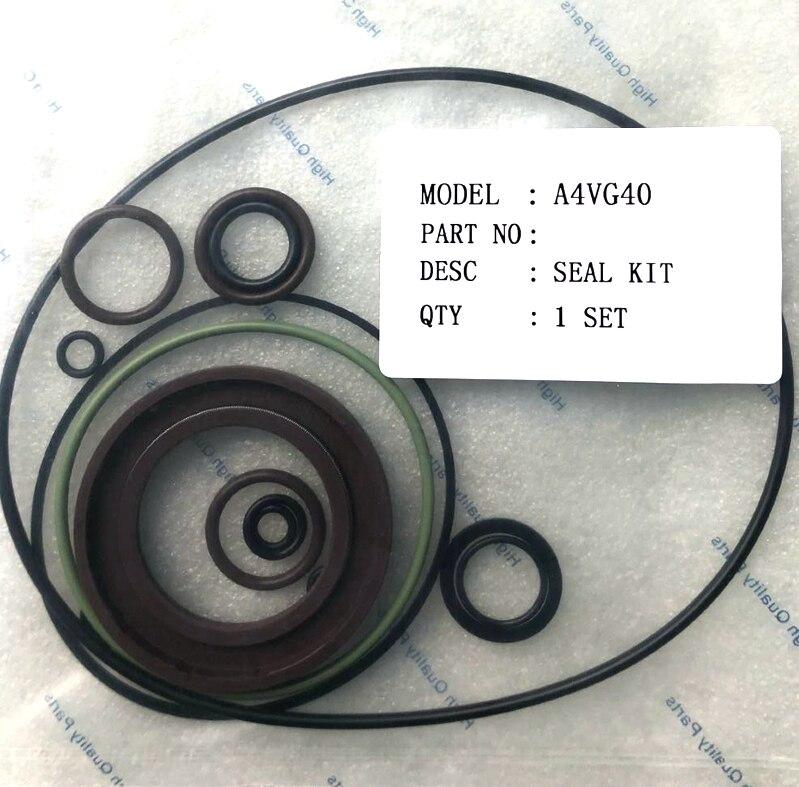 Kit de sellado A4VG40 para reparación de bomba de pistón hidráulico Rexroth kit de reparación-in Bombas from Mejoras para el hogar on AliExpress - 11.11_Double 11_Singles' Day 1