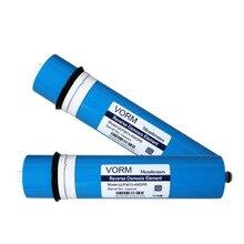 Filtro de água vontron ULP3013 400 ro membrana 400gpd para o sistema de osmose reversa purificador de água doméstico
