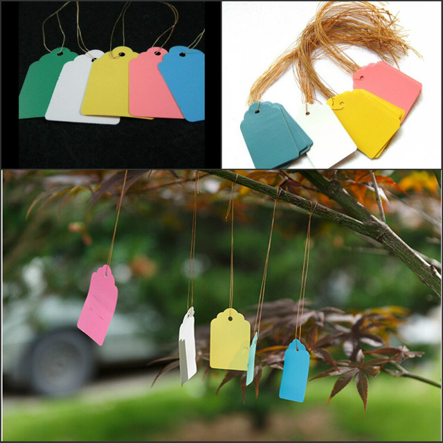 Gardening Accesories Flowers Tags/Plant