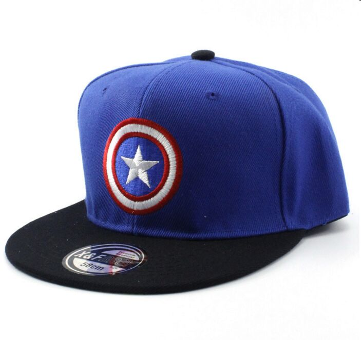 Free shipping hot sale High Quality Movie Marvel's The Avengers Captain America Cartoon hats baseball  peaked cap in stock hot sales high quality hand riveter pull rivet nut riveting tools with one m8 die free shipping bt 606