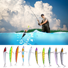 10pcs/Lot Fishing Lures Crank Baits Hooks Wobblers Fishing Minnow Baits Tackle Carp Fishing Baits Winter Ice Lake Fishing Lure