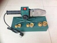 Sıcaklık kontrollü plastik kaynak makinesi  plastik kaynakçı AC 220 V 1000 W  20-32mm kullanımı
