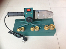 Temperature controled plastic Welding Machine, plastic welder AC 220V 1000W, 20-32mm to use