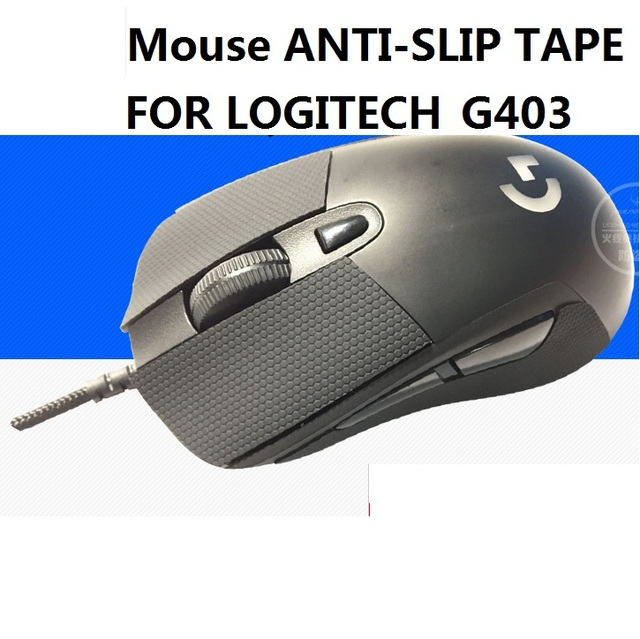 FOR Logitech G403 mouse Anti-Slip tape mouse button on the side of the foot  affixed to anti sweat paste GAMING mice stickers