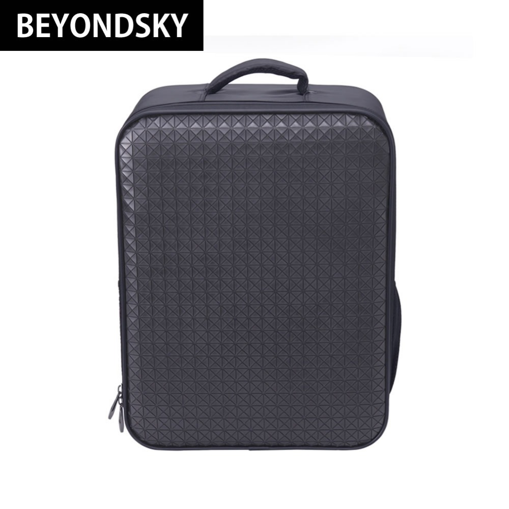 2018 Mi 4K Drone High Quality Large Travel Backpacks Carry On Luggage Bag Standard Advanced Protection Quadcopter For Xiaomi UAV