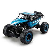 JJRC Q15 2,4 г 4WD RC Car 1:14 сплава Off-road высокое Скорость восхождение дистанционного Управление модель автомобиля для детей электрические игрушки