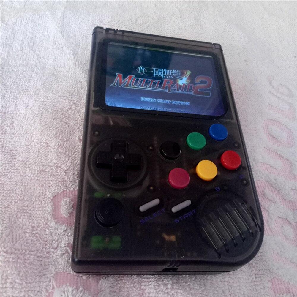 Для LCL Raspberry Pi3A + игры B Pi мальчик Ретро игровой консоли 32 г SD карты 3000 ~ 5000 классические игры Встроенный 5000 мАч литиевая батарея