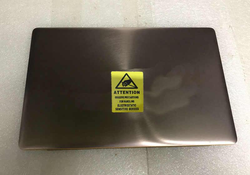 12,5 дюймов полная сборка для ASUS ZENBOOK 3 UX390 UX390UA UX390UAK ноутбук полный ЖК-дисплей Sreen панель с рамкой верхняя половина