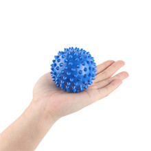 7cm 8cm Durable PVC Spiky Massage Ball Trigger Point Sport Fitness Hand Foot Pain Relief Plantar Fasciitis Reliever Hedgehog