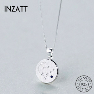 INZATT Real 925 Sterling Silve