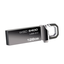 USB Flash Drive Stainless Steel Wansenda Pendrive 32gb 64gb Pen Drive 8gb 16gb Flash Drive USB 2.0 Memory Stick U Disk