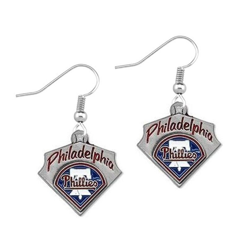 Philadelphia, Philadelphia team sports Earrings European style team Earrings