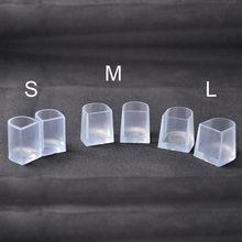 1 пара/лот защита на пятке Нескользящая силиконовая пятка каблук