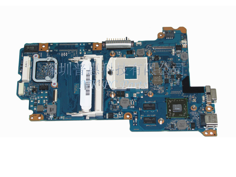 FAL4SY1 A3012 A motherboard for Toshiba Tecra R840 R845 laptop main board hm65 ATI Graphics DDR3