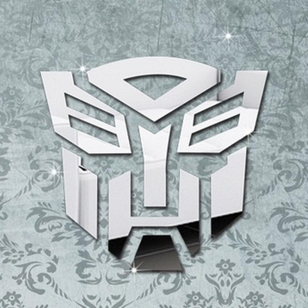Transformers adesivi murali acquista a poco prezzo transformers ...