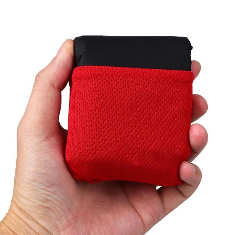 4 kleuren Camping Opvouwbare Picknick Mat Draagbare Pocket Compacte - Kamperen en wandelen
