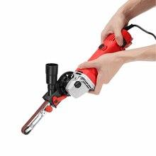Adaptador de correa de lijado M10 para 100mm, 4 pulgadas, amoladora angular eléctrica para carpintería, metalúrgica, alta calidad