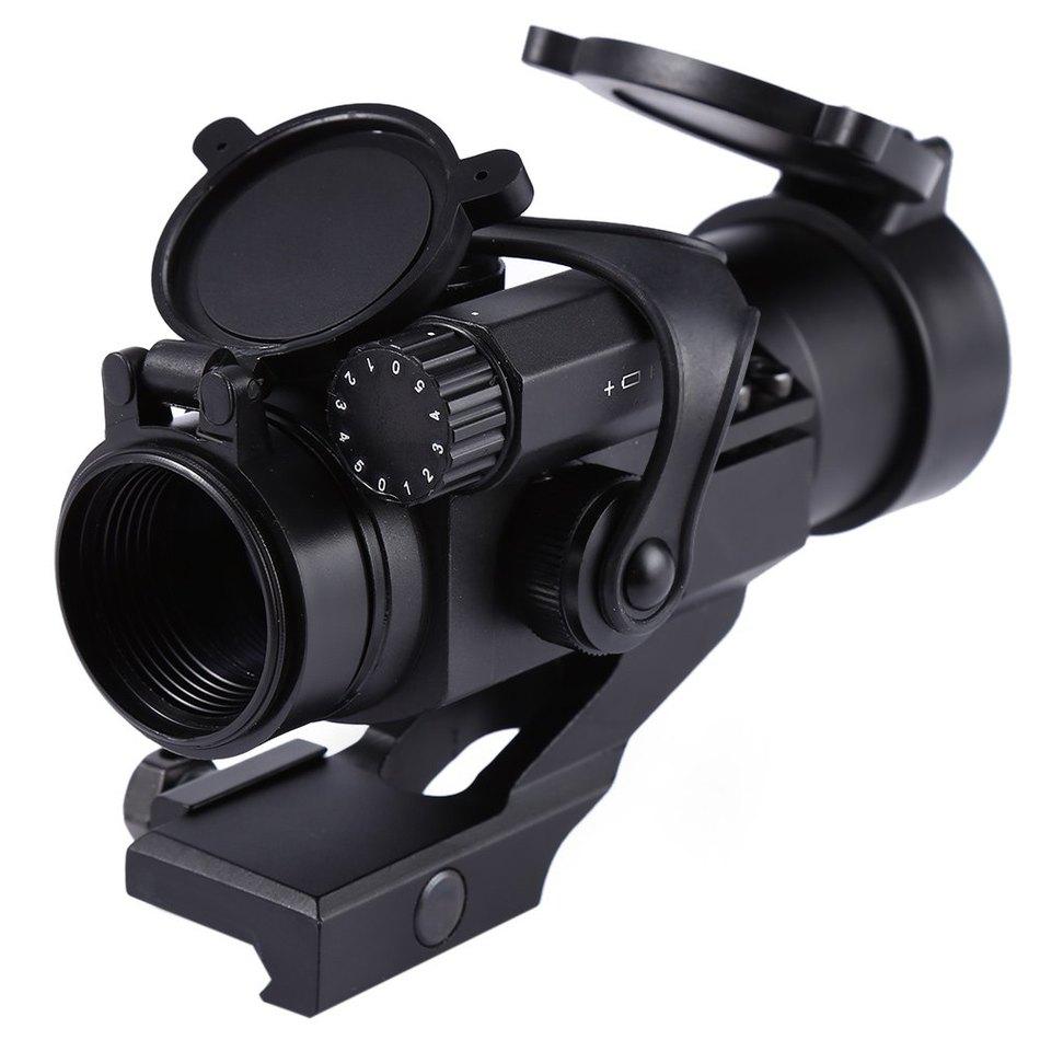 32mm M2 Hunting Tactica Holographic levels dot brightness control Reflex Red Dot Sight Scope Online  цены