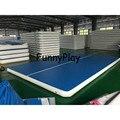 6x1x0 2 м надувной воздушный трек для гимнастики  Акробатический коврик для гимнастики  надувной воздушный трек для гимнастики  коврик для воз...