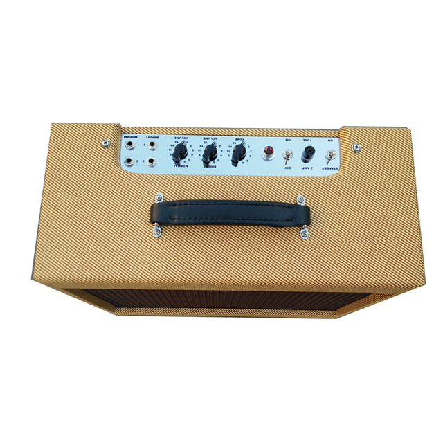 20 Watt Hand Wired All Tube Electric Guitar amplifier 5E3 Circuit Musical instruments professionals 1