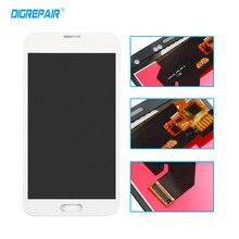 Negro Blanco Para Samsung Galaxy S5 G900F G900A G900T G900V G900P LCD Pantalla Táctil Digitalizador Asamblea Parte, envío libre gratis