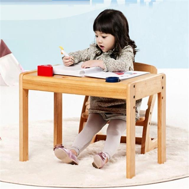 MODEL C Toddler table and chairs 5c64b8bbd08c2