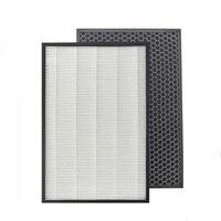 Для Sharp KI-WF606 FX75 очиститель воздуха Heap фильтр 432*238*35 мм + Активизированный карбоновый фильтр 432*238*10 мм Сменный фильтр