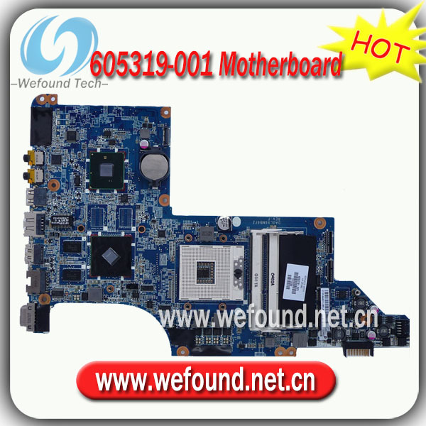605319-001,Laptop Motherboard for HP DV7-4000 Series Mainboard,System Board