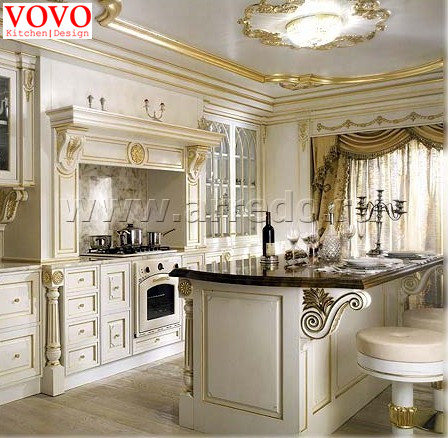 Buy classic kitchen cabinet design for Classic kitchen decor