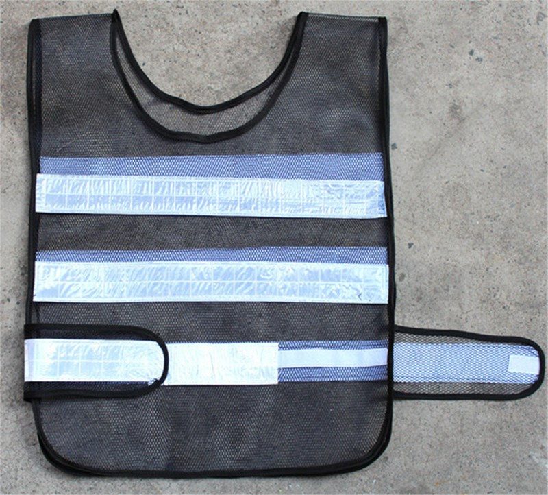 Good Sale Reflective Safety Vest 2 Strips Waistcoat for Construction Traffic Warehouse Black good sale reflective safety vest 2 strips waistcoat for construction traffic warehouse green