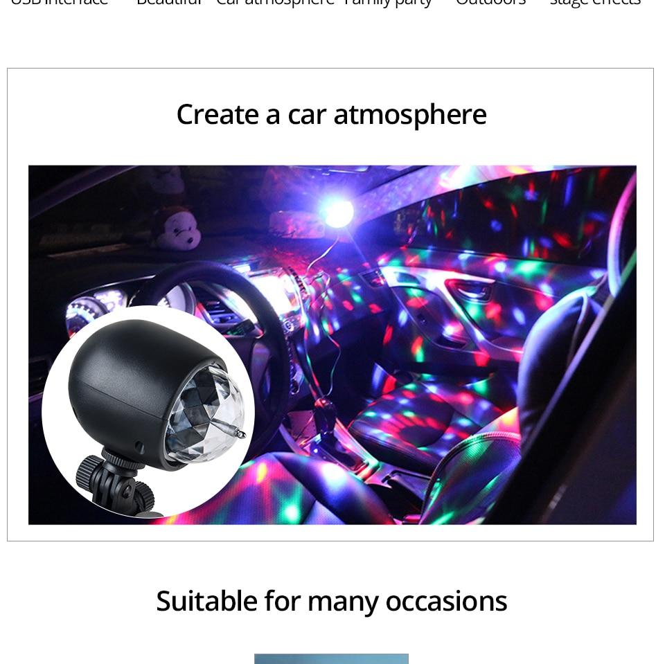 Car USB Atmosphere Light_02