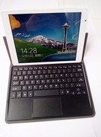2016 Fashion Keyboard Touch Panel For IRULU Walknbook W10 10 1 Tablet PC IRULU Walknbook W10