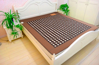 Heat Mat Natural Tourmaline Mattress Physical Therapy Health Care Mat Tourmaline Heat Cushion Keep Warm Mat