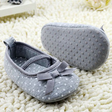 Lowest Price High Quality Girls Newborn Baby Prewalker Princess Shoes Infant Toddler Butterfly Flower First Walkers