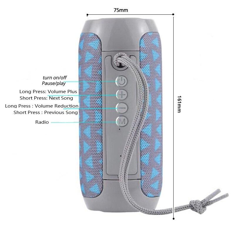 Wireless Speaker features