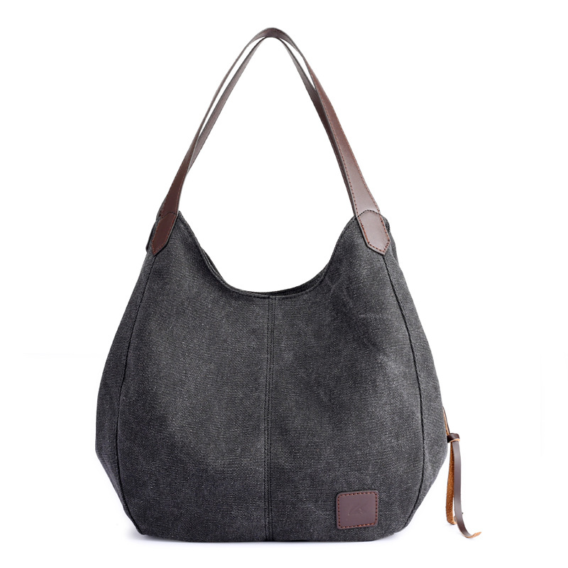 Canvas Handbag Carteras Y Bolsos De Mujer Pochette Sac Femme Torebki Damskie Hand Bag Sac A Main Femme Schoudertas Dames Bolsas