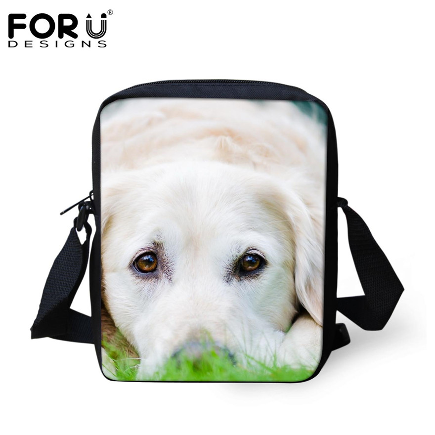 FORUDESIGNS/женская маленькая сумка через плечо с объемным рисунком собаки чихуахуа, модные женские сумки-мессенджеры, сумки через плечо - Цвет: H177E