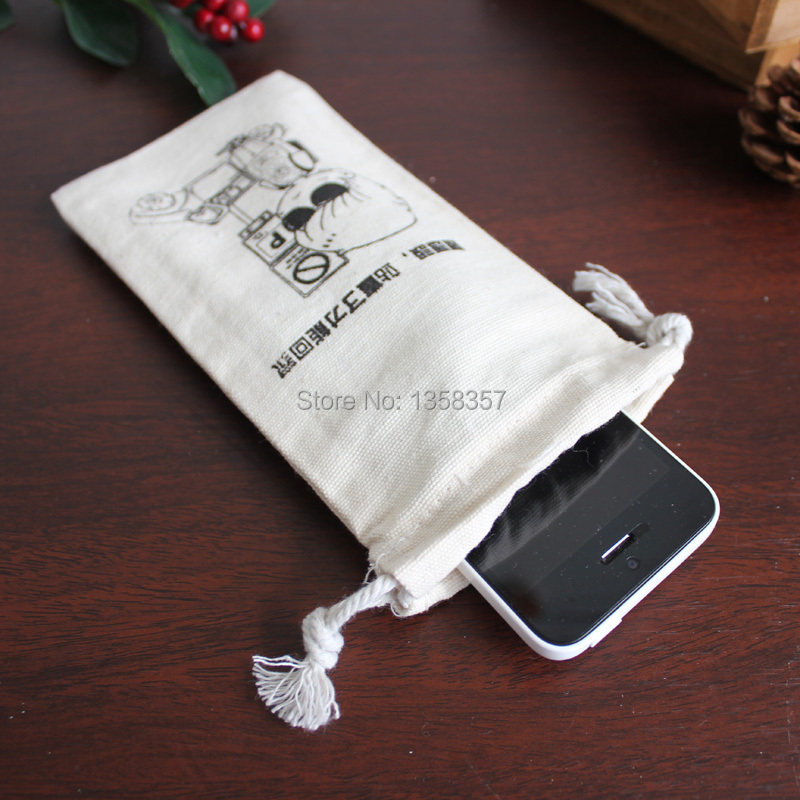 (100pcs/lot)High Quality Jute/linen/flax Drawstring Jewerly Bag For Cosmetic/phone Size Be Customized,many Colors,wholesale